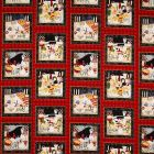 Algodón Americano Chefs Rojo