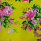 Algodón California Ramillete Amarillo Canario