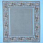 Algodon Paliacate Liso Azul Cielo