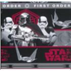 Acolchado Disney Star Wars Soldados Gris Oxford