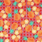 Mantel Roco Naranja Rojo