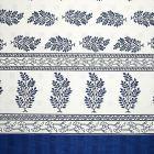 Mantel Florencia Ramas Azul Marino