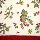 Mantel Florencia Cerezas Chica Rojo Vino