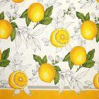 Mantel Florencia Limon Amarillo Paja