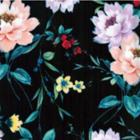 Razo Digital Flor Bouquet Negro