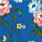 Razo Digital Flor Bouquet Azul Rey