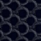 Pique Colcha Mercurio Geometrico Azul Marino
