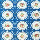 Plastico Charomesa Carpetas Azul Rey