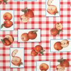 Plastico Charomesa Manzanas Rojo