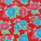 Plastico Charomesa Tulipan Cereza Rojo