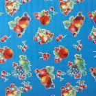 Plastico Charomesa Melocoton Azul Rey