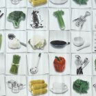 Plastico Fiestamesa Ingredientes Blanco