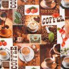 Plastico Fiestamesa Cafe Café