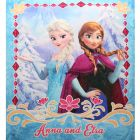Polar Flannel Disney Frozen Estampado