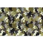 Plastico Antiderrapante Camuflage Estampado