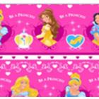 Acolchado Disney Princesas Rosa Fiusha
