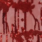 Fiesta Elle Raya Rojo