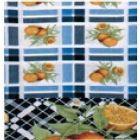 Mantel Roco Naranja Azul Marino