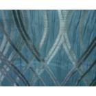 Decoracion Bristol Ondas Azul Plumbago