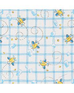 Blancos Bombasy Aeroplanos Azul Cielo