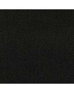 Blancos Yute Liso Negro