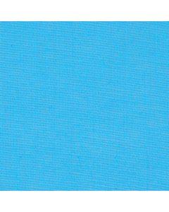 Blancos Yute Liso Azul Turquesa