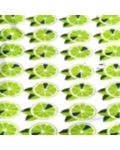 Blancos Micro Trapo Estampado Limones