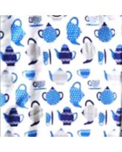 Blancos Micro Trapo Estampado Tazas