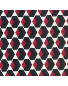 Royal Estampada 1.10 Cubo Rojo