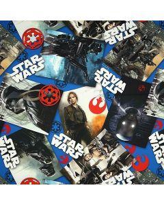 Decoracion Canasta Disney Star Wars Personaje Azul Rey