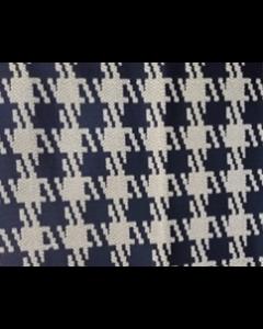 Decoracion Galaxia Pata De Gallo Azul Marino