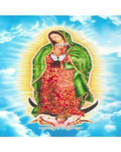 Fieltro Virgen Chica Estampado