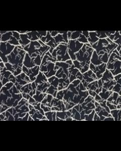 Decoracion Galaxia Grietas Azul Marino