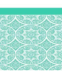 Franela Sabana 2.50 Circulo Verde Menta