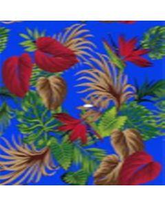 Lickra Brush Tropical Azul Rey