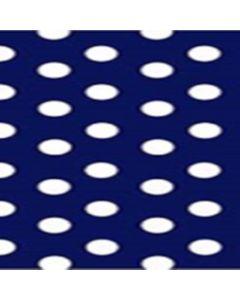 Lickra Brush Lunares Azul Marino