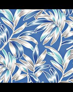 Loneta Portuguesa Tropical Azul Rey