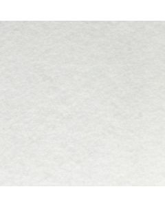 Mantel Bajo Mantel Fieltro Liso Blanco