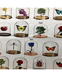 Mantel Digital Insectos Multi