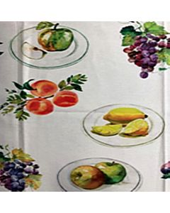 Mantel Digital Frutas Multi