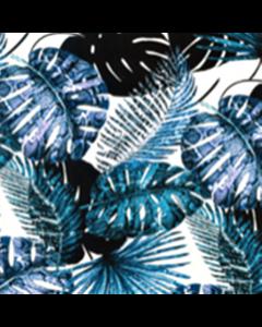 Razo Digital Tropical Azul Marino