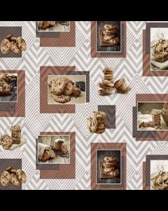 Plastico Ultramesa Cookies Café