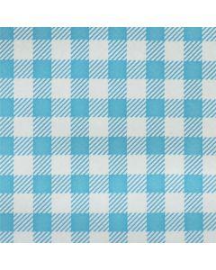 Plastico Charomesa Mascota Liso Azul Turquesa