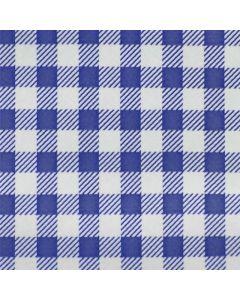 Plastico Charomesa Mascota Liso Azul Marino