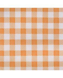 Plastico Charomesa Mascota Liso Naranja