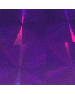Caja de Plastico Contact Holograma Liso Rosa Fiusha con 6 rollos