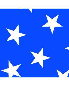 Razo Satin Carnaval Estrella Azul Rey