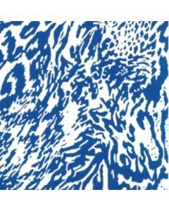 Smock Extra Grande 1.40 m Piel Azul Rey