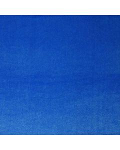 Terciopelo Stretch Liso Azul Rey