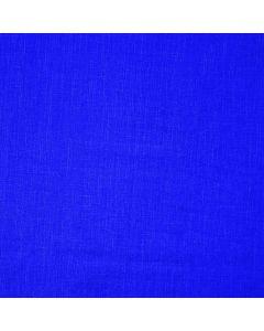 Tergal Pamela Liso Azul Rey